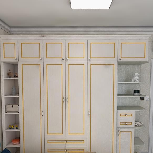 全铝合金 橱柜 衣柜